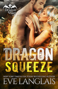 Dragon Squeeze by Eve Langlais