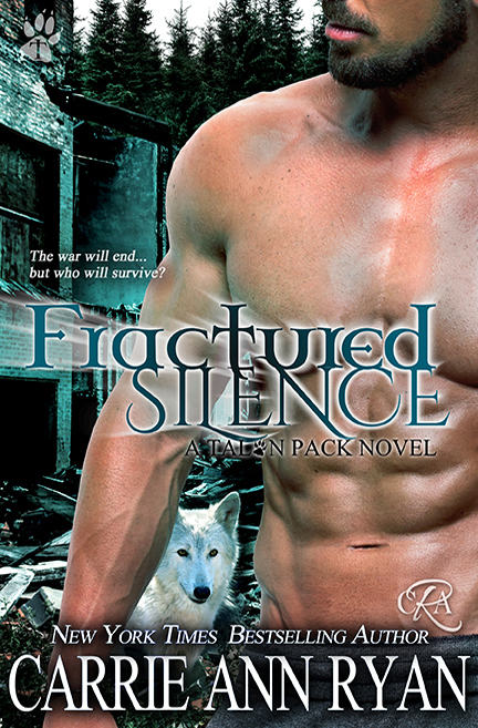 Fractured Silence by Carrie Ann Ryan
