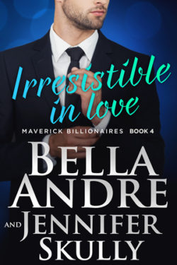Irresistible In Love by Bella Andre & Jennifer Skully