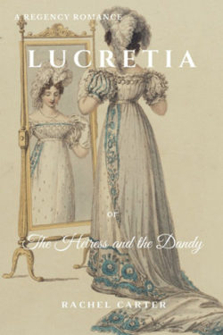 Lucretia by Rachel Carter