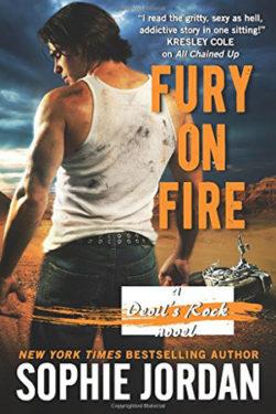 Fury on Fire by Sophie Jordan
