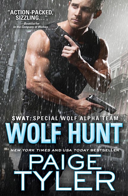 Wolf Hunt by Paige Tyler