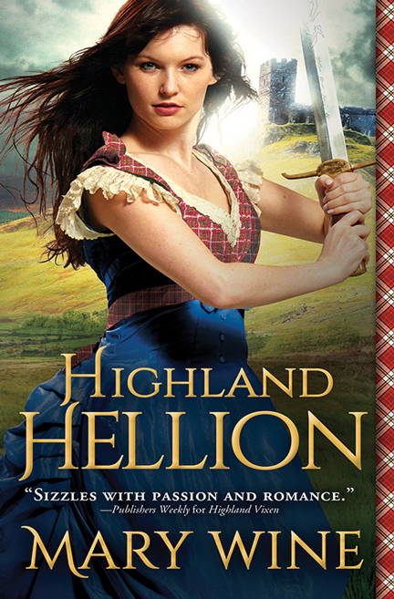Highland Hellion by Mary Wine