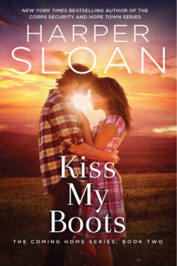 Kiss My Boots by Harper Sloan
