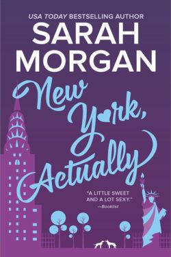 New York Actually by Sarah Morgan