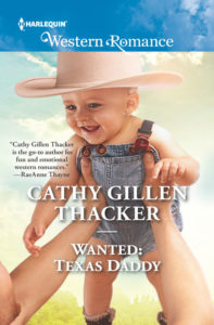 Wanted Texas Daddy by Cathy Gillan Thacker