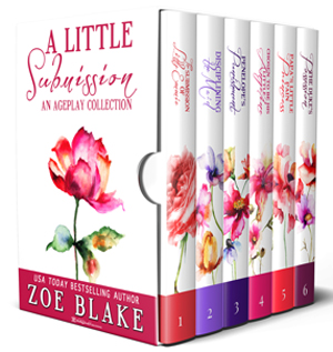 A Little Submission Box set by Zoe Blake