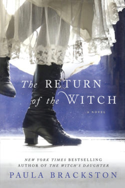 The Return of the Witch by Paula Brackston