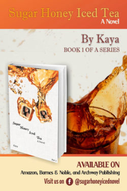 Sugar Honey Iced Tea by Kyana Henry