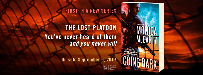 Going Dark by Monica McCarty