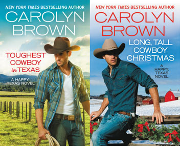 Happy Texas series by Carolyn Brown