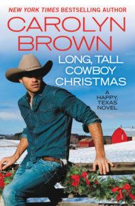 Long Tall Cowboy Christmas by Carolyn Brown