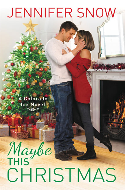 Maybe This Christmas by Jennifer Snow