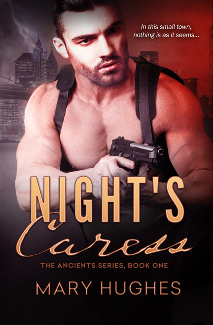 Nights Caress by Mary Hughes