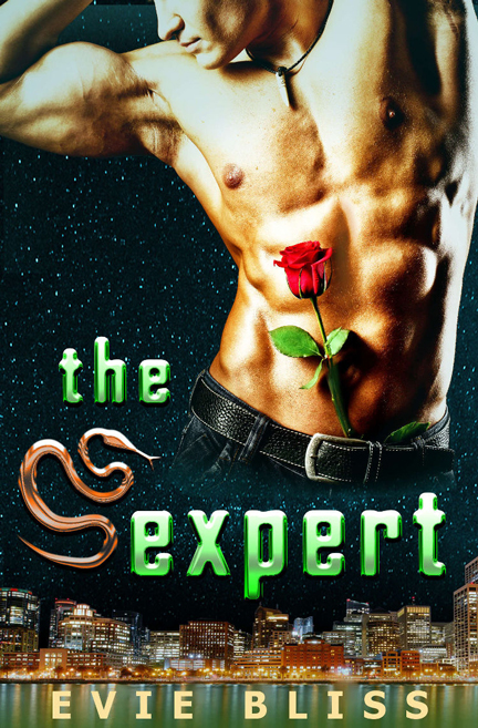 The Sexpert by Evie Bliss