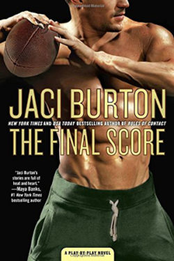 The Final Score by Jaci Burton