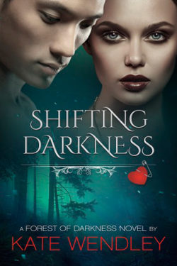 Shifting Darkness by Kate Wendley