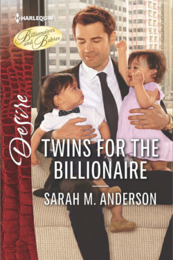 Twins for the Billionaire by Sarah M Anderson
