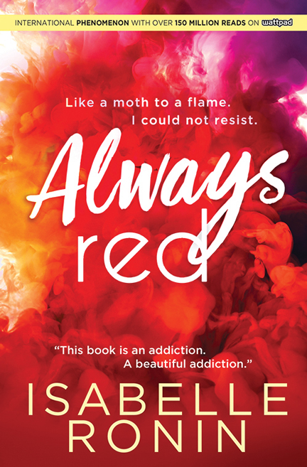Always Red by Isabelle Ronin
