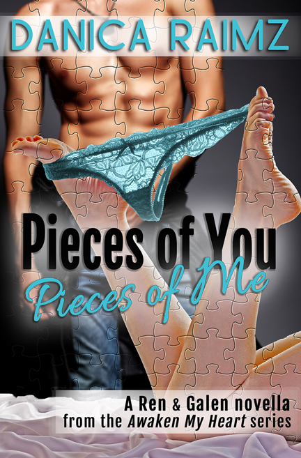 Pieces of You Pieces of Me by Danica Raimz