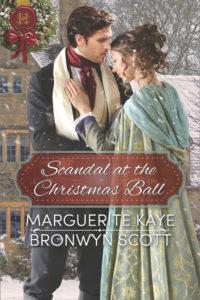 Scandal at the Christmas Ball