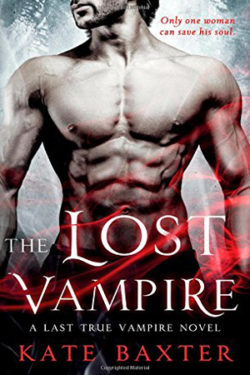 The Lost Vampire by Kate Baxter