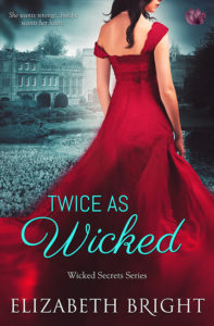 Twice As Wicked by Elizabeth Bright