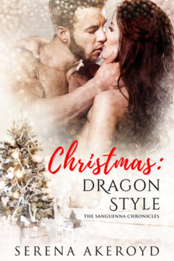 Christmas Dragon Style by Serena Akeroyd