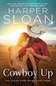 Cowboy Up by Harper Sloan