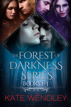 The Forest of Darkness Series by Kate Wendley