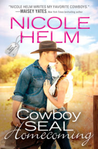 Cowboy SEAL Homecoming by Nicole Helm