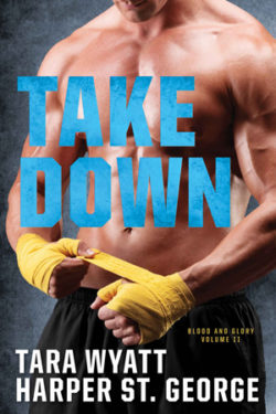Take Down by Tara Wyatt and Harper St. George