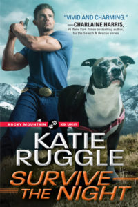 Survive the Night by Katie Ruggle