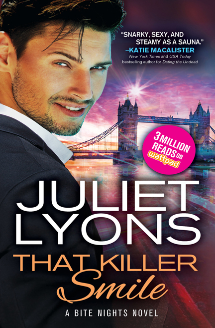 That Killer Smile by Juliet Lyons