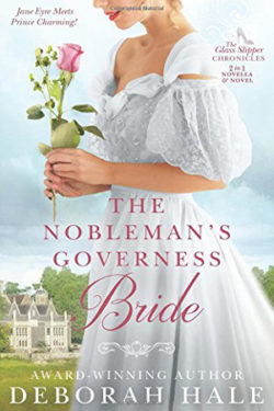 The Noblemans Governess Bride by Deborah Hale