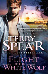 Flight of the White Wolf by Terry Spear