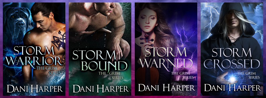 GRIM SERIES by Dani Harper
