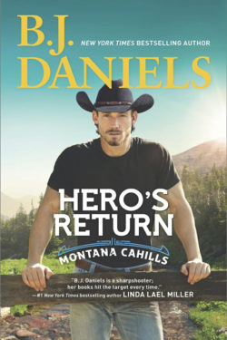 Hero's Return by BJ Daniels