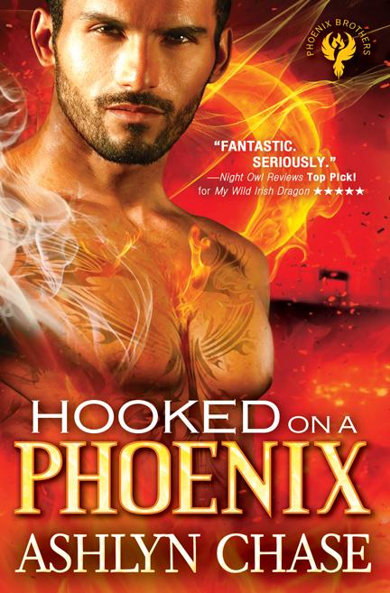 Hooked on a Phoenix by Ashlyn Chase