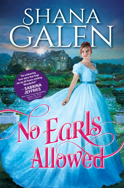 No Earls Allowed by Shana Galen
