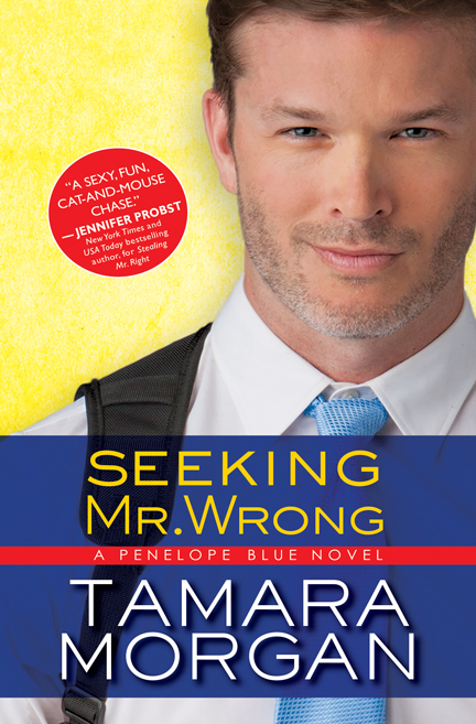 Seeking Mr. Wrong by Tamara Morgan