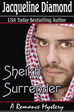 Sheikh Surrender by Jacqueline Diamond