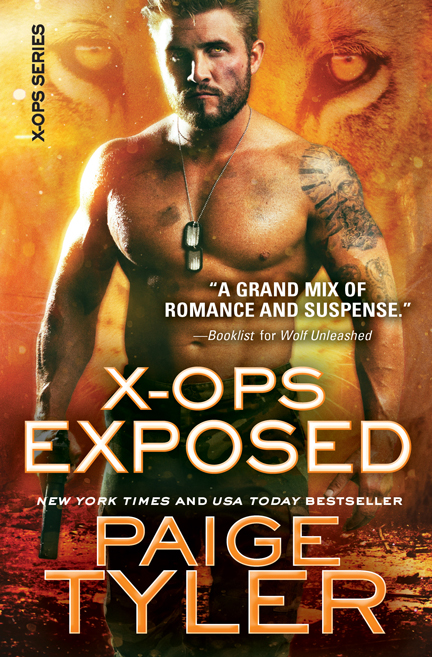 X-Ops Exposed by Paige Tyler