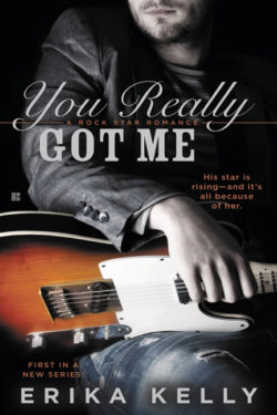 You Really Got Me by Erika Kelly