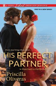 His Perfect Partner by Priscilla Oliveras