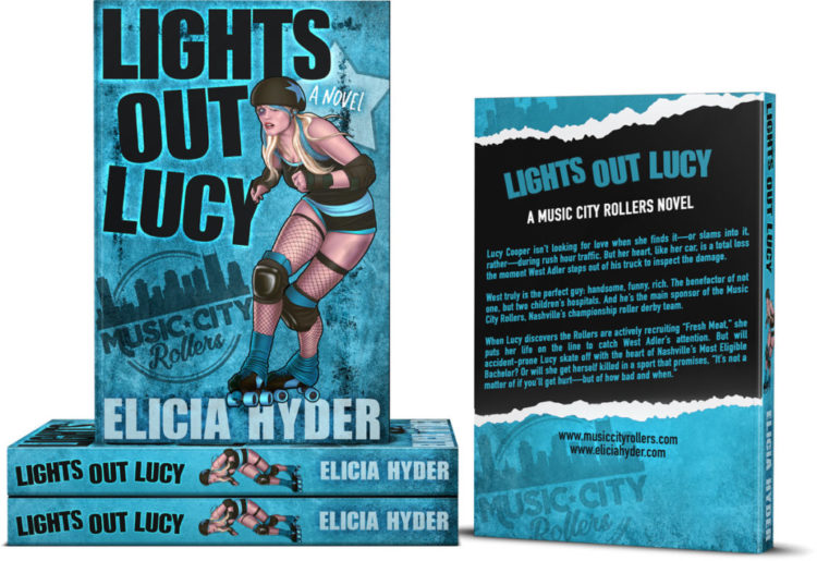 Lights Out Lucy by Elicia Hyder