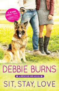 Sit,Stay,Love by Debbie Burns