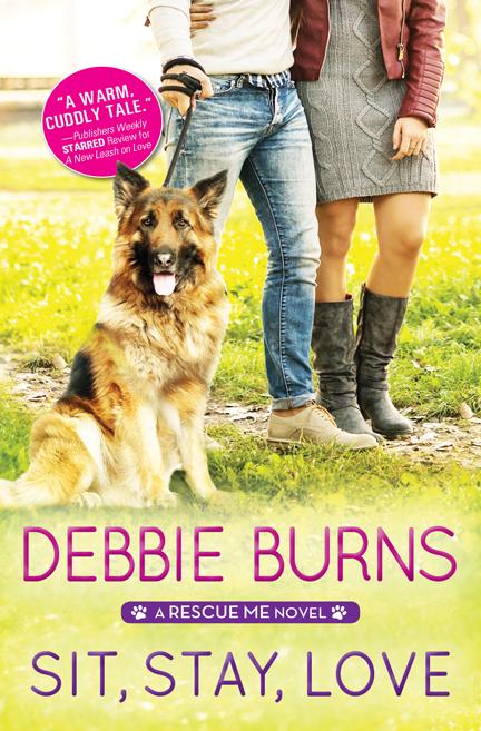 Sit,Stay,Love by Debbie Burns