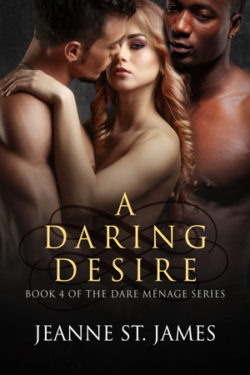 A Daring Desire by Jeanne St. James