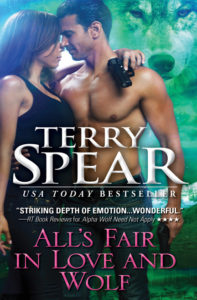 All's Fair in Love and Wolf by Terry Spear